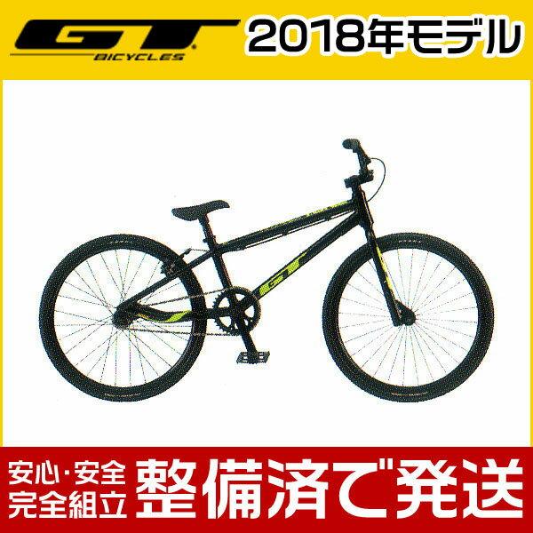 GT(ジーティー) 2018年モデル MACH ONE JUNIOR 20/マッハワン ジュニア 20【20インチ】【小径車/BMX/子供用自転車】