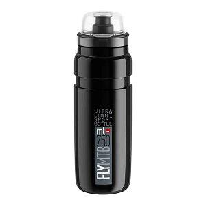 ELITE エリート フライ ボトル MTB キャップ付 750ml 2020 ブラック