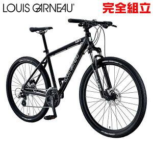 ルイガノ グラインド9.0 LG BLACK 27.5インチ マウンテンバイク LOUIS GARNEAU GRIND9.0