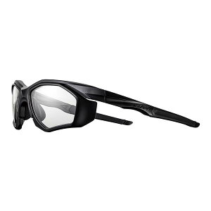 OGK KABUTO オージーケーカブト 301DPH サングラス (防曇クリア調光) マットブラック