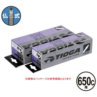 TIOGA(taioga)內管UL(超燈)/佛教儀式650C/Inner Tube Ultra Lights(French Valve)[TIT105]