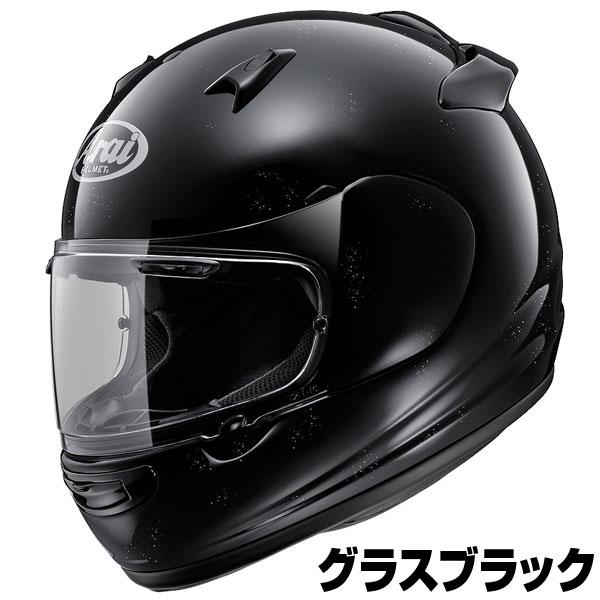 Arai QUANTUM-J ヘルメット【グラスブラック】【アライ バイク用 フルフェイスヘルメット クアンタムJ】