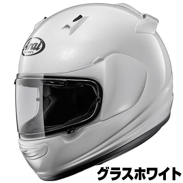 Arai QUANTUM-J ヘルメット【グラスホワイト】【アライ バイク用 フルフェイスヘルメット クアンタムJ】