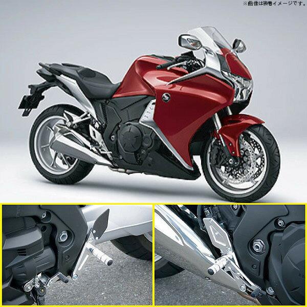 WR's #0-45-BS1116 バトルステップ TYPE-M VFR1200F(Dual Clutch トランスミッション車 装着不可)【ダブルアールズ バックステップ】【smtb-k】