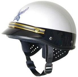 コミネ FUJI-300A ジェットヘルメット【ホワイト/ゴールドモールド】【フジヘル】【smtb-k】