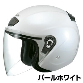 OGKカブト VENIRE ヘルメット【パールホワイト】【オージーケーカブト ヴェニーレ】