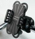ceptoo(セプトゥー) OKD-002 二輪用スマートフォンホルダー 【 ハンドルクランプ バイク 自転車 OKD002 スマホホルダ…