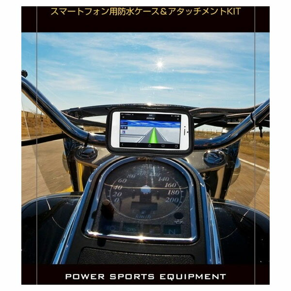 RIDEZ Waterproof Case【スマホ防水ケース&アタッチメント】【スマホホルダー】