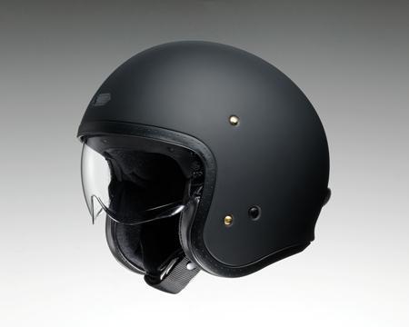 SHOEI J・O ヘルメット【マットブラック】【ショウエイ バイク用 ジェイ・オー ジェットヘルメット ショーエイ】