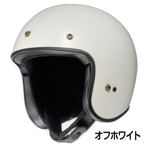 SHOEI FREEDOM ヘルメット【オフホワイト】【ショウエイ バイク用 フリーダム ジェットヘルメット ショーエイ】