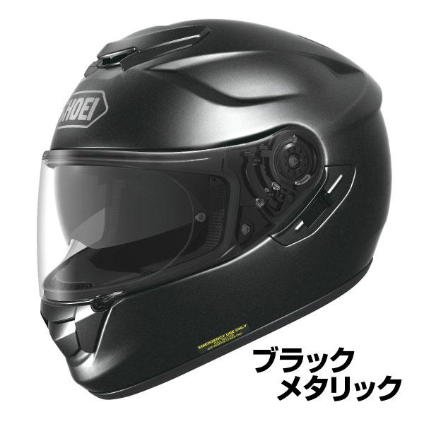 SHOEI GT-Air ヘルメット【ブラックメタリック】【ショウエイ バイク用 ショーエイ】