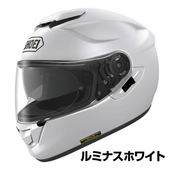 SHOEI GT-Air ヘルメット【ルミナスホワイト】【ショウエイ バイク用 ショーエイ】