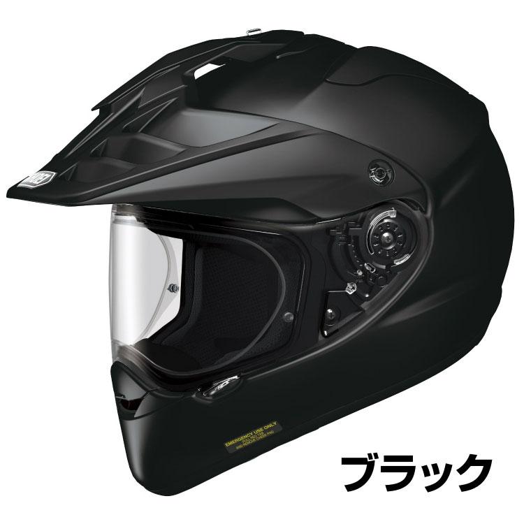 SHOEI HORNET-ADV ヘルメット 【ブラック】【ショウエイ ホーネットADV バイク用 オフロードヘルメット ショーエイ】【smtb-k】