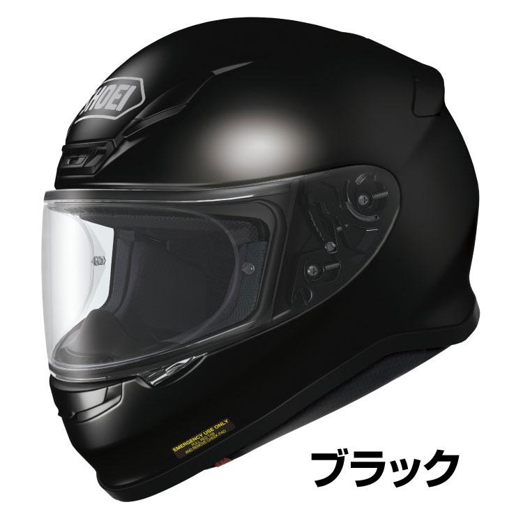 SHOEI Z-7 ヘルメット【ブラック】【ショウエイ バイク用 フルフェイスヘルメットZ7 ショーエイ】【smtb-k】
