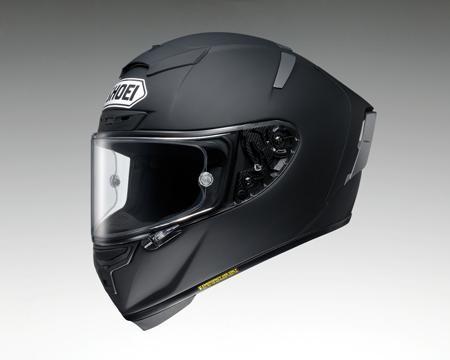 SHOEI X-Fourteen ヘルメット【マットブラック】【ショウエイ バイク用 フルフェイスヘルメット X-14 ショーエイ X14】【smtb-k】