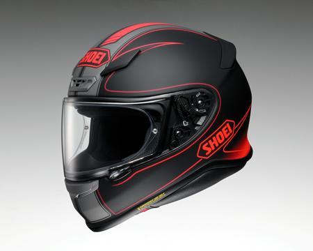 SHOEI Z-7 ヘルメット FLAGGER TC-1【フラッガー レッドXブラック】※マットカラー【ショウエイ Z7 バイク用 フルフェイスヘルメット】【smtb-k】