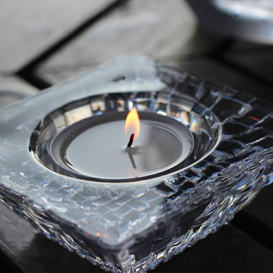 【ナハトマン公式】<ボサノバ> バリューパック キャンドルホルダー(2個入)89798【ラッピング無料】Nachtmann キャンドルナイト 蝋燭 ガラスウェア