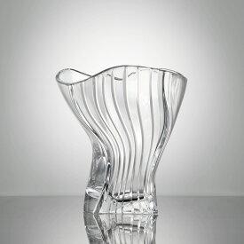 【ナハトマン公式】<カーブ> ベース 22cm(1個入)99439【ラッピング無料】Nachtmann フラワーベース 花瓶 花器