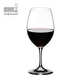 【リーデル公式】<オヴァチュア> レッドワイン(1個入)【規格外アイテム】B6408/00【ラッピング不可】RIEDEL アウトレット