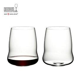 【リーデル公式】<SLリーデル・ステムレスウイングスシリーズ > カベルネ・ソーヴィニヨン(2個入)6789/0【ラッピング無料】RIEDEL 赤ワイングラス