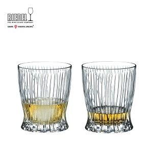 【リーデル公式】<タンブラーコレクション> ファイア ウィスキー(2個入)0515/02S1【ラッピング無料】RIEDEL タンブラー ステムレス カクテル Whisky