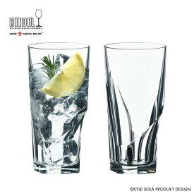 【リーデル公式】<タンブラーコレクション> ルイス ロングドリンク(2個入)0515/04S2【ラッピング無料】RIEDEL タンブラー ステムレス カクテル Whisky