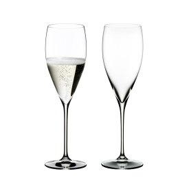 【リーデル公式】<ヴィノム> ヴィンテージ・シャンパーニュ(2個入)6416/28【ラッピング無料】RIEDEL シャンパングラス ペアセット 結婚祝い 引き出物 ブライダル ギフト クリスマス TESB