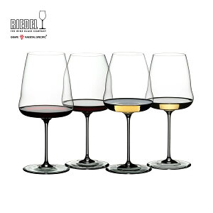 【リーデル公式】<リーデル・ワインウイングス> テイスティング・セット(4個入)5123/47【ラッピング無料】RIEDEL 試飲