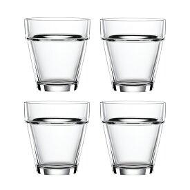 【シュピゲラウ公式】<ビストロ> タンブラーL(4個入)2670140【ラッピング無料】SPIEGELAU 洋食器 ガラスウェア グラス セット