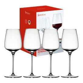 【シュピゲラウ公式】<ウィルスバーガー・アニバーサリ> レッドワイン(4個入)1416181【ラッピング無料】SPIEGELAU ワイングラス 結婚祝い ブライダルギフト クリスマス 贈り物 まとめ買いセット 開店祝い