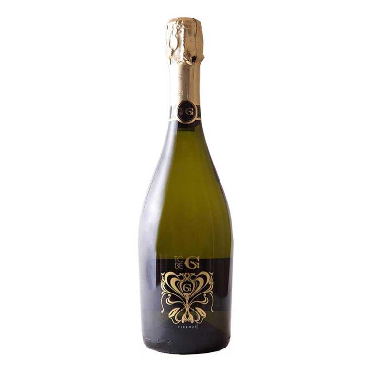 【300円クーポン発行中】 【送料無料】グッチオ・グッチプロデュース TO BE G [Gioia](トゥービージー・ジオイア) 750ml 箱付き 正規品 スパークリングワイン 酒