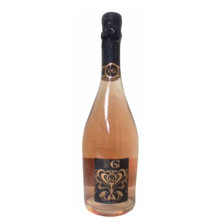 【300円クーポン発行中】 【送料無料】 グッチオ・グッチプロデュース TO BE G ROSE SPUMANTE (トゥービージー ロゼ スプマンテ) 750ml正規品 箱付き スパークリングワイン 酒