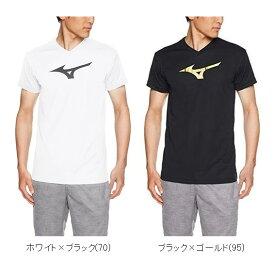 ミズノ プラクティス シャツ (V2MA8087) メンズ 半袖Tシャツ