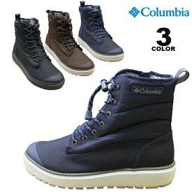 【SALE】コロンビア スポーツウェア ブーツ Columbia SAPLAND ARC WATERPROOF OMNI-HEAT BOOTS サップランド アーク ウォータープルーフ 防水 保温 全3色 24cm-28cm メンズ レディース ユニセックス