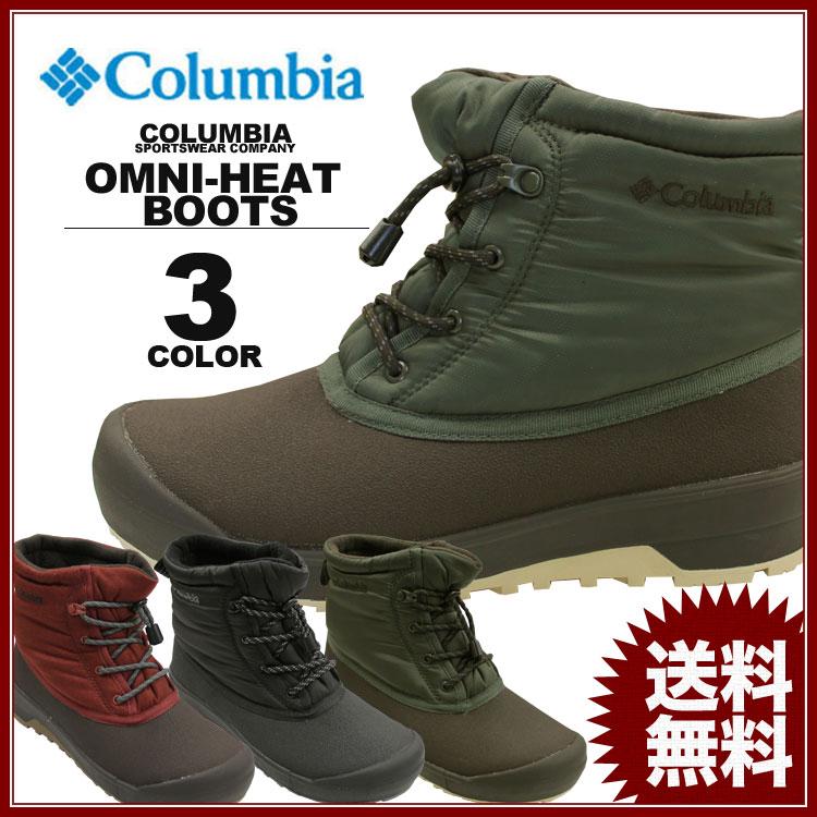 コロンビア Columbia CHAKEIPI CHUKKA OMNI-HEAT BOOTS チャケイピ チャッカ オムニヒート ブーツ スポーツウェア メンズ レディース ユニセックス