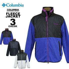 コロンビア スポーツウェア Columbia ジャケット BELMONT RIVER FULL ZIP FLEECE JACKET ベルモントリバー フルジップ フリースジャケット 全3色 S-XXL メンズ