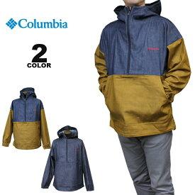 コロンビア スポーツウェア Columbia アノラック TENT HILL DENIM ANORAK テントヒルデニム ジャケット 全2色 M-XL メンズ