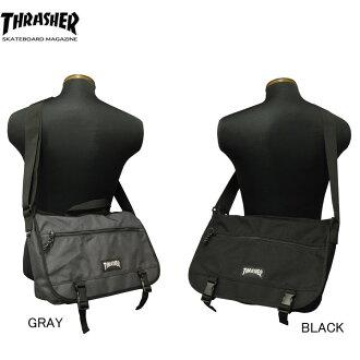 rifflepage2nd | Rakuten Global Market: THRASHER CORDURA MESSENGER BAG