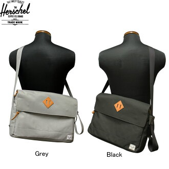 Herschel Supply Company MORGAN MESSENGER BAG