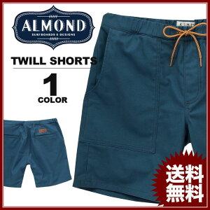 AlmondSurfboards&DesignTREKKERTWILLSHORTS【アーモンドサーフボードデザインショーツ短パンハーフパンツ】