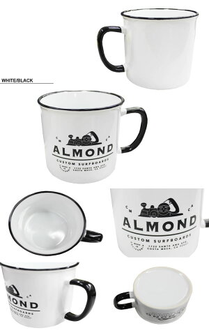 アーモンドサーフボードデザインAlmondSurfboards&DesignマグカップTOOLSOFTRADEMUGCUP陶器製ホワイト白