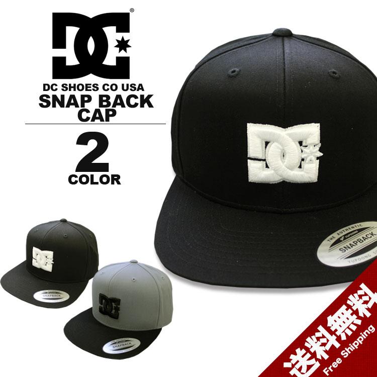ディーシー シューズ DC SHOES キャップ SNAPPY SNAP BACK CAP キャップ 帽子 スナップバック 全2色 メンズ レディース