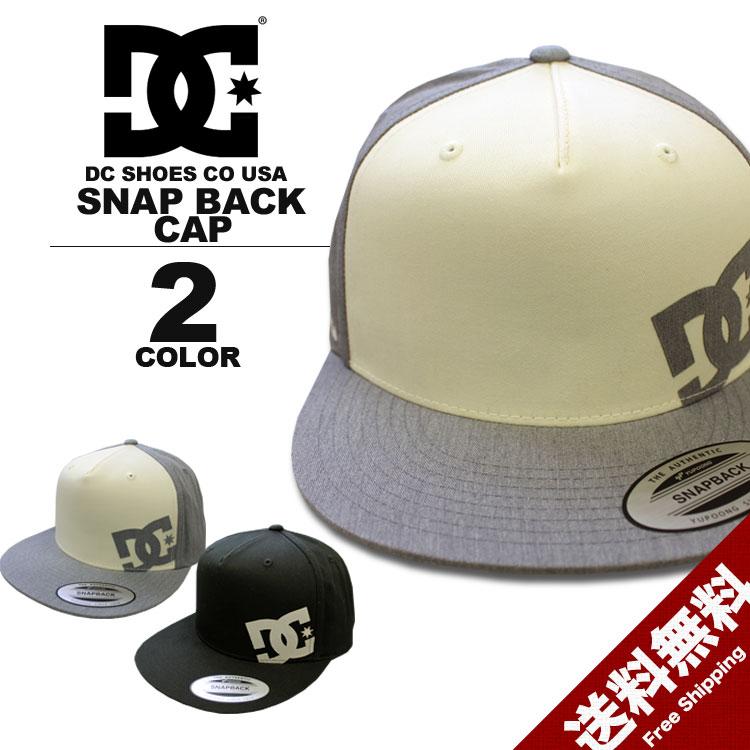 ディーシー シューズ DC SHOES キャップ HEARD YA 2 SNAP BACK CAP キャップ 帽子 スナップバック 全2色 メンズ レディース