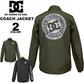 ディーシー シューズ コーチジャケット DC SHOES 18 BOA LINER COACH JACKET 全2色 メンズ