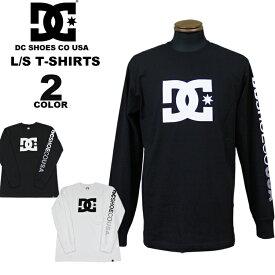 ディーシー シューズ 長袖Tシャツ DC SHOES 19SP STAR L/S T-SHIRTS ロンTEE 全2色 S-XL メンズ