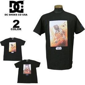 ディーシー シューズ Tシャツ DC SHOES 19 STARWARS GRAPHIC_8 S/S T-SHIRTS ディズニー DISNEY スター・ウォーズ 半袖TEE 全2色 S-XL メンズ