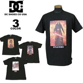 ディーシー シューズ Tシャツ DC SHOES 19 STARWARS GRAPHIC_10 S/S T-SHIRTS ディズニー DISNEY スター・ウォーズ 半袖TEE 全3色 S-XL メンズ