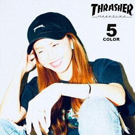スラッシャー THRASHER 帽子 GONZ MAG SPORTS キャップ メンズ レディース コットン 全5色