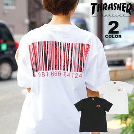 スラッシャー Tシャツ THRASHER GOAT CODE S/S T-SHIRTS プリントTEE メンズ レディース 全2色 S-XL【公式】