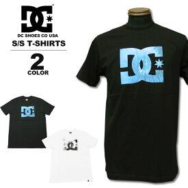 ディーシー シューズ Tシャツ DC SHOES 18 SU PRINT STAR S/S T-SHIRTS 半袖 全2色 XS-L メンズ レディース